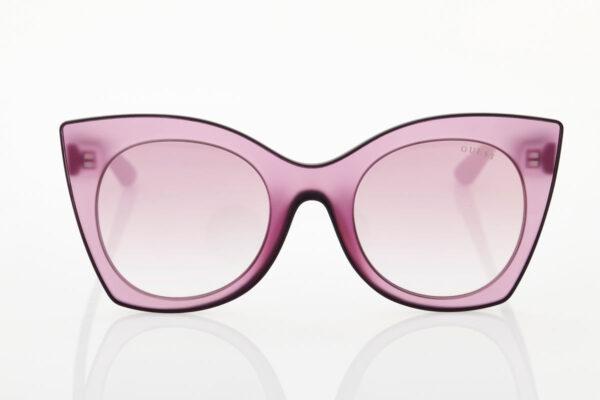 Purple Female Sunglasses Guess