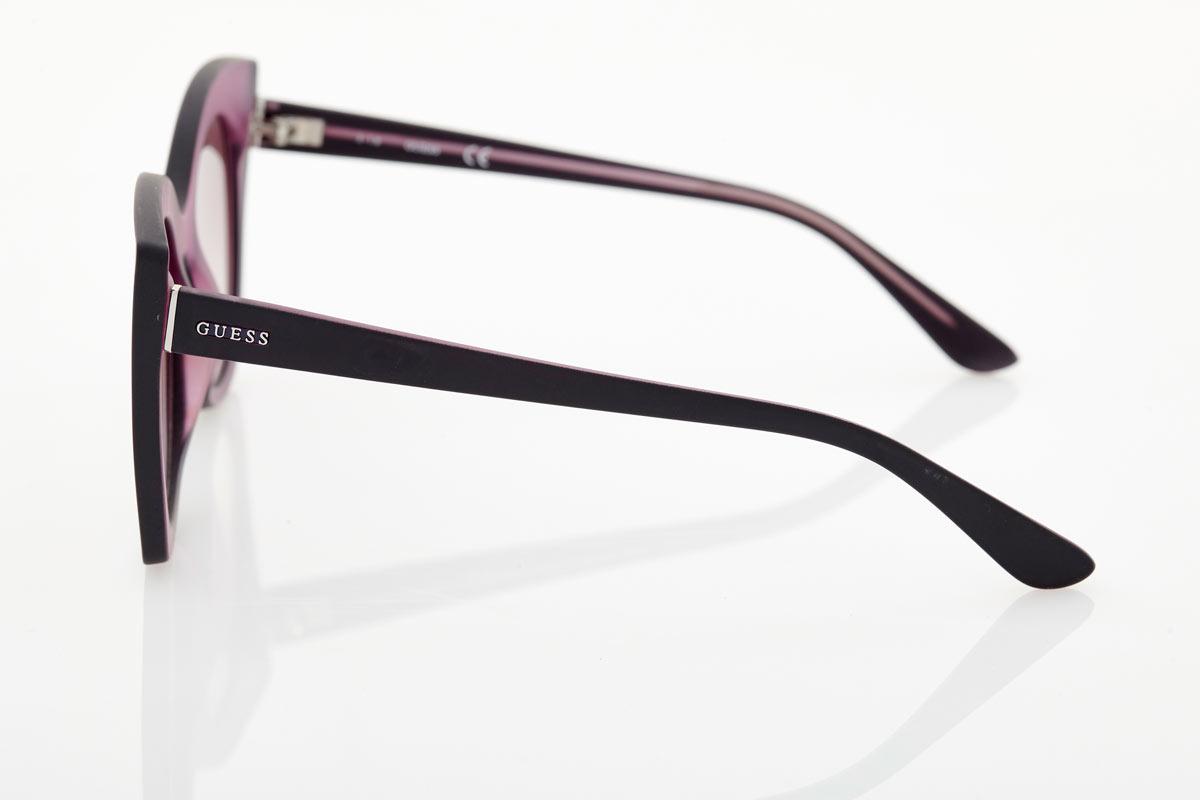 Μωβ Γυναικεία  Γυαλιά Ηλίου Guess