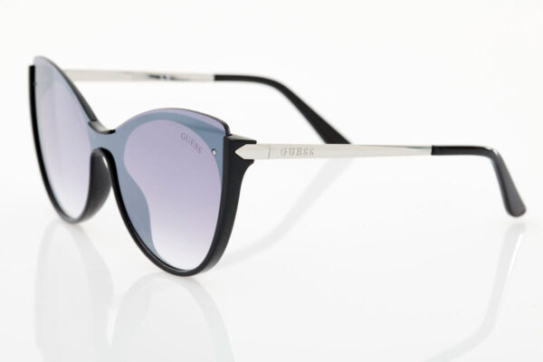 Black Female Sunglasses Guess