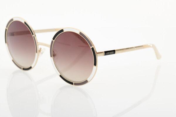Χρυσά Γυναικεία Γυαλιά Ηλίου Guess