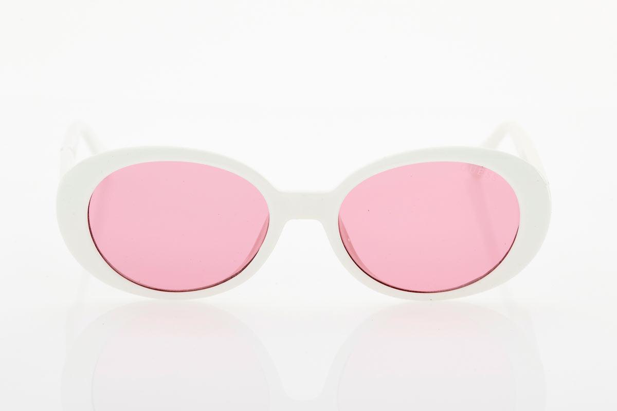 Λευκά Γυναικεία Γυαλιά Ηλίου Guess