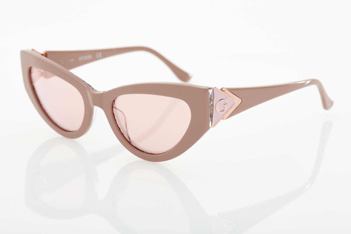 Nude Female Sunglasses Guess