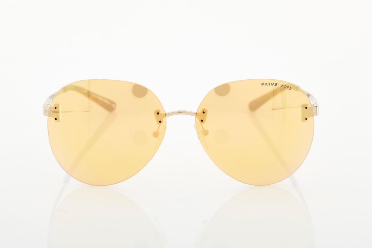 Gold Female Sunglasses Michael Kors
