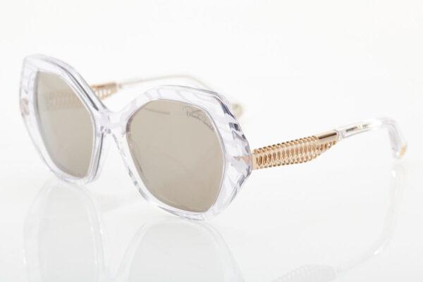 Transparent Female Sunglasses Roberto Cavalli