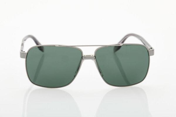 Ασημί Ανδρικά Γυαλιά Ηλίου Versace