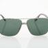 Silver Male Sunglasses Versace