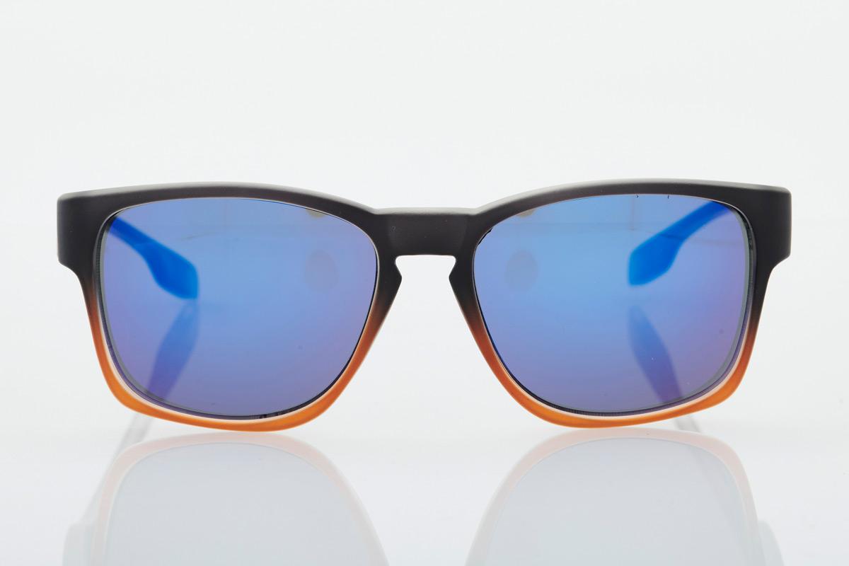Μαύρα-πορτοκαλί unisex Γυαλιά Ηλίου Hawkers Core Sunrise