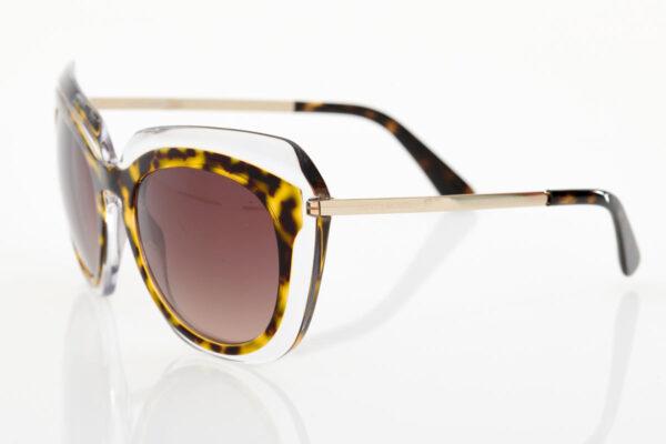 Ταρταρούγα διάφανα Γυναικεία Γυαλιά Ηλίου Dolce & Gabbana