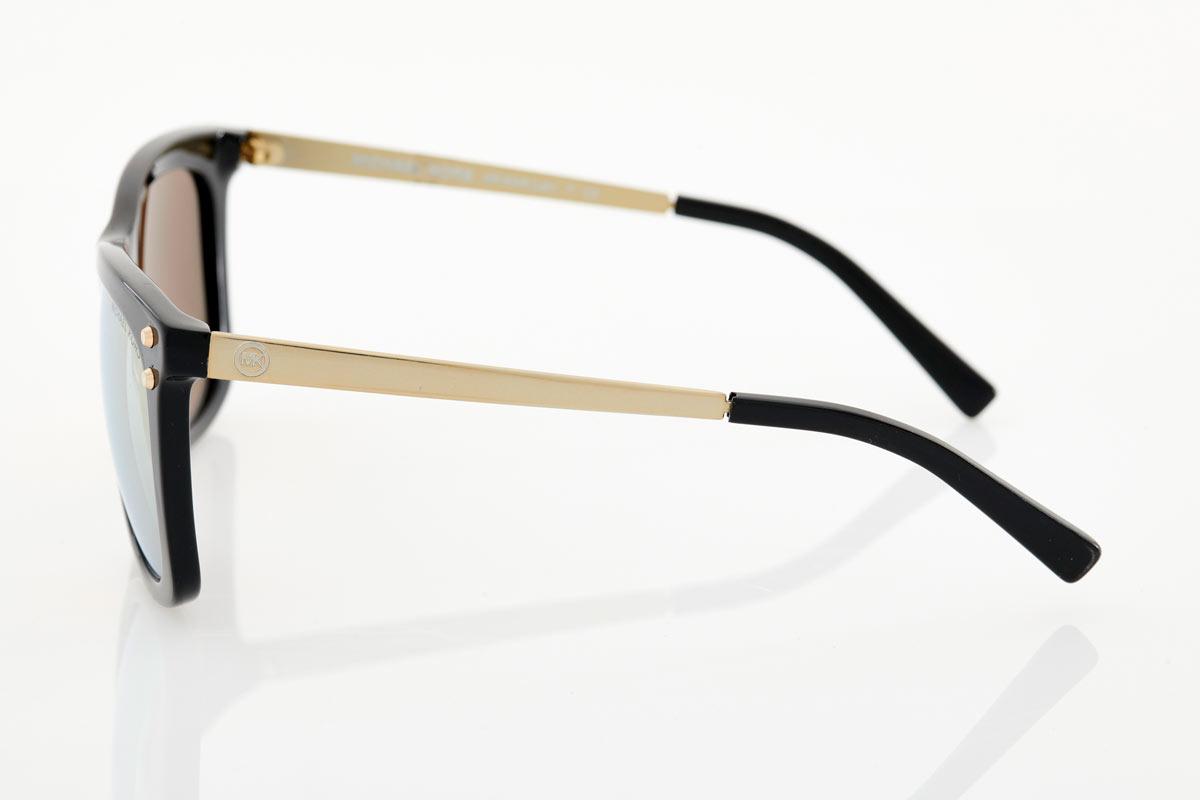 Female black-gold sunglasses Michael Kors